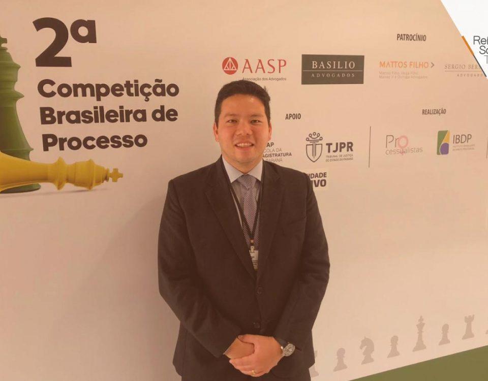 2ª Competição Brasileira de Processo - Reis, Souza, Takeishi & Arsuffi