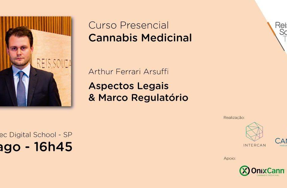 Curso Cannabis Medicinal - Reis, Souza, Takeishi & Arsuffi
