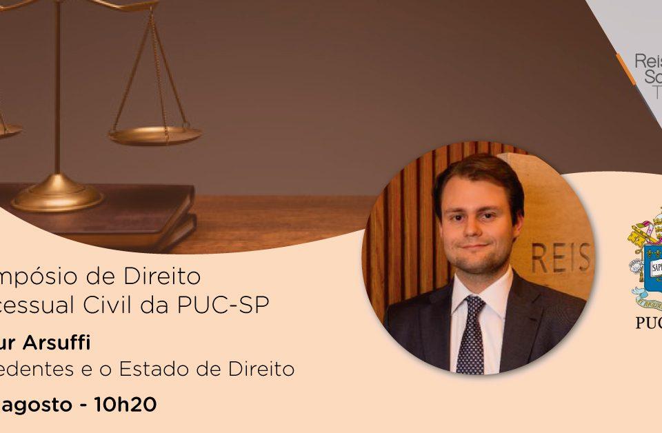 II Simpósio de Direito Processual Civil da PUC-SP - Reis, Souza, Takeishi & Arsuffi